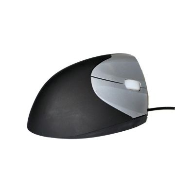 ErgoProof Vertical Mouse Wired, Right-handed