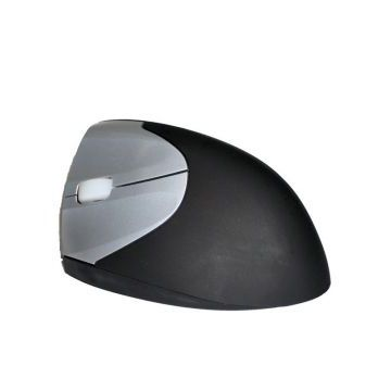 ErgoProof Vertical Mouse Wireless, Lefthanded